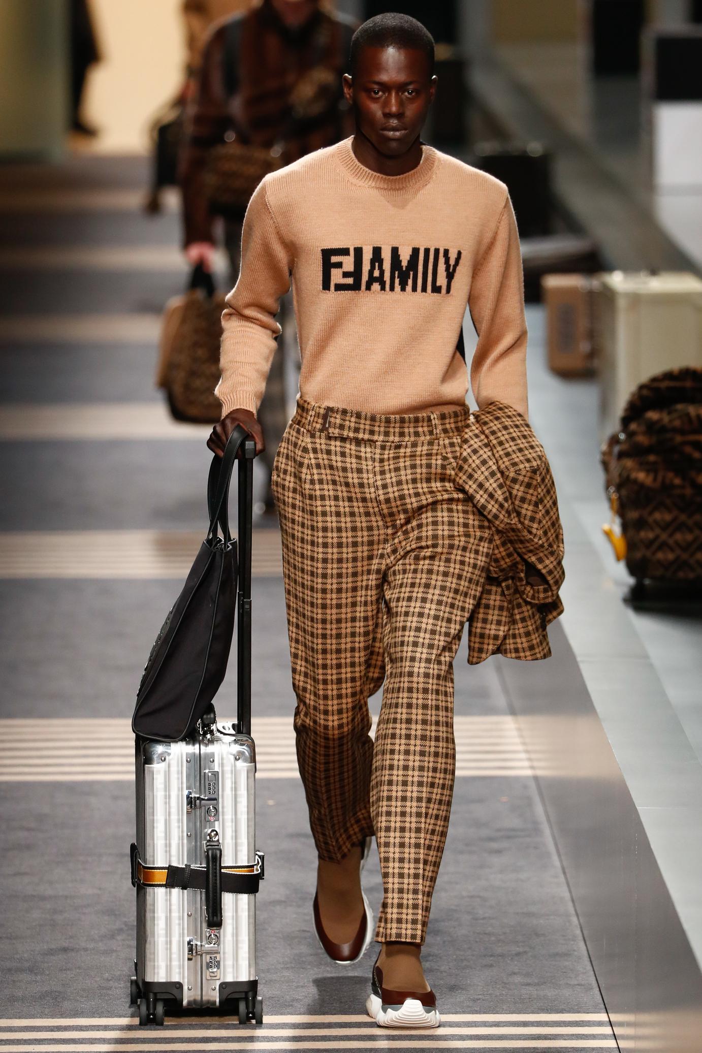 Fendi Menswear Fall:Winter 2018 2