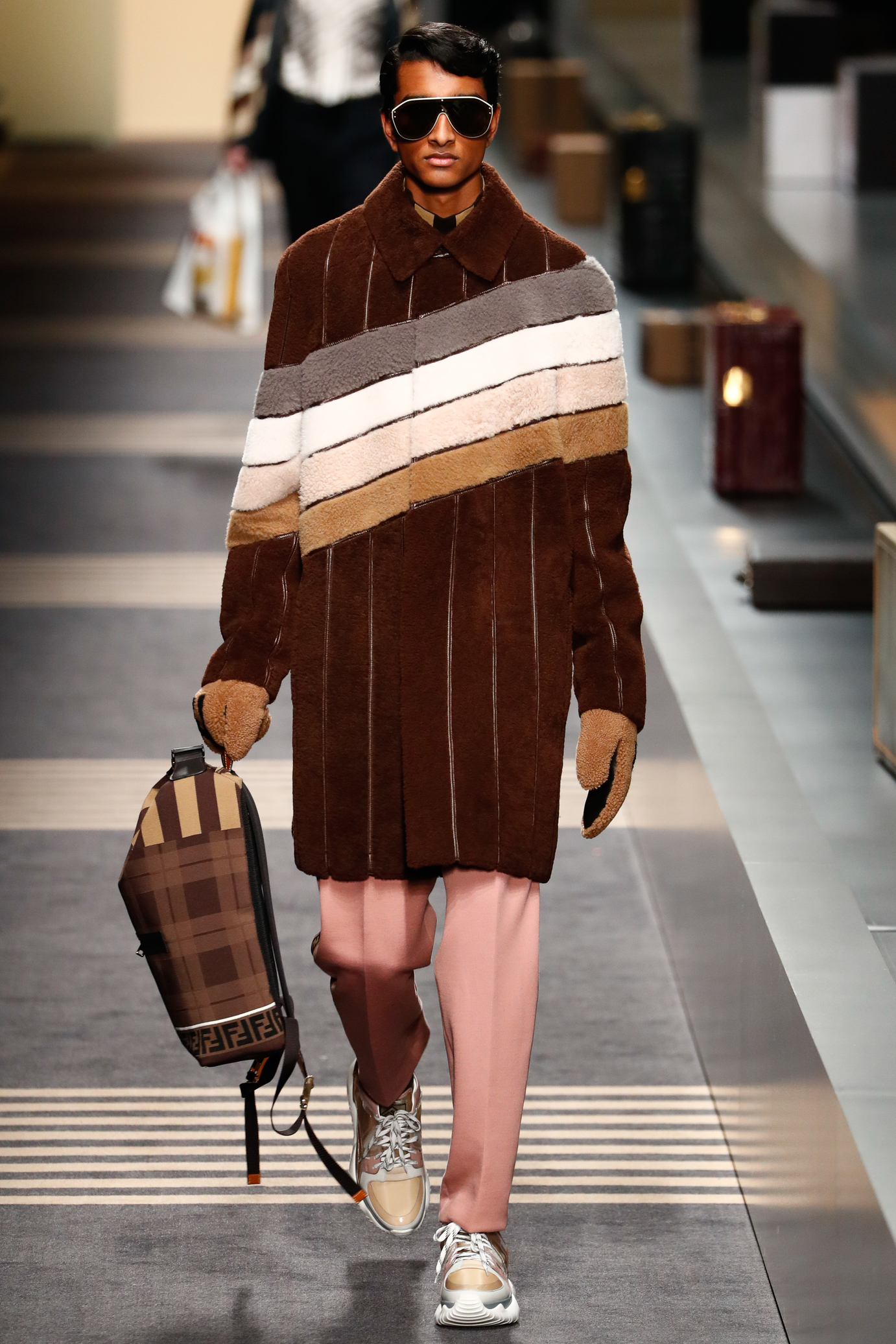 Fendi Menswear Fall:Winter 2018