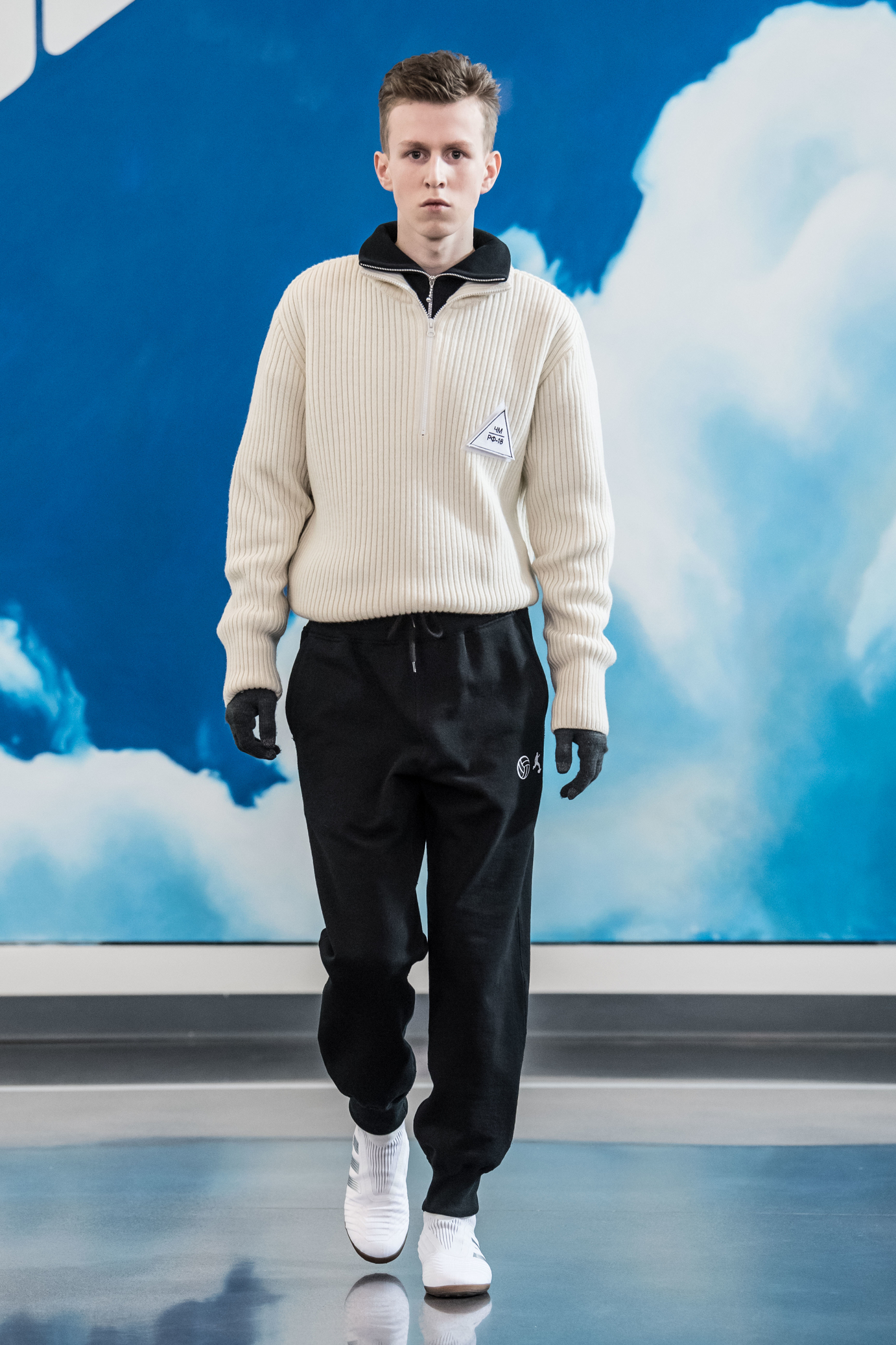 Gosha Rubchinskiy Menswear Fall:Winter 2018