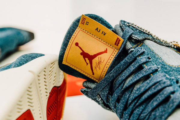 Jordan Brand x Levi's
