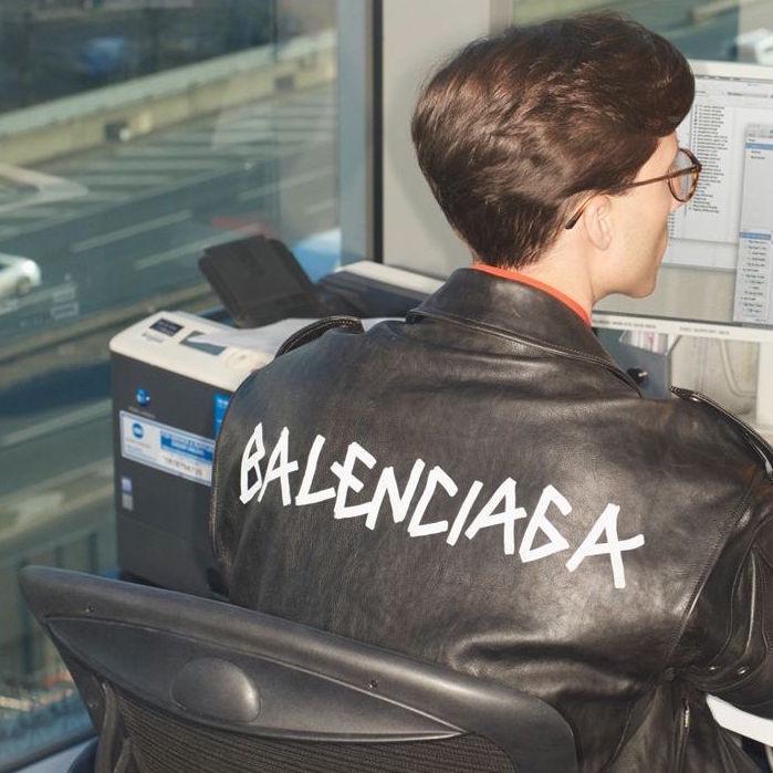 MR PORTER x Balenciaga 6
