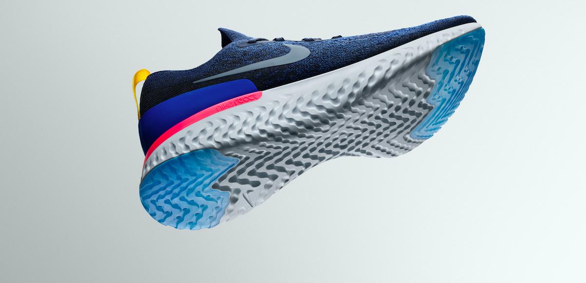 Nike Epic React Flyknit från Nike Running