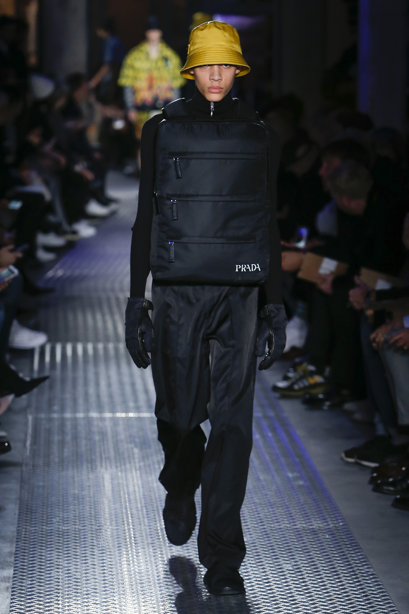 Prada Menswear Fall:Winter 2018 2