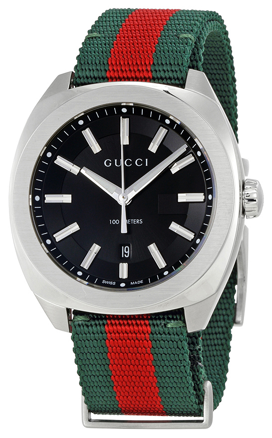 9 fina klockor - från budget till lyx - Gucci G-frame