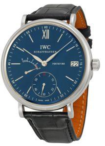 9 fina klockor - från budget till lyx - IWC Portofino