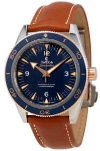 9 fina klockor - från budget till lyx - Omega Seamaster Diver