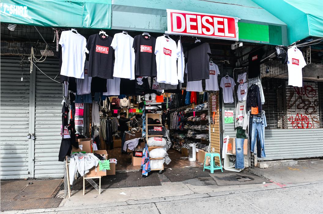 DEISEL by DIESEL header