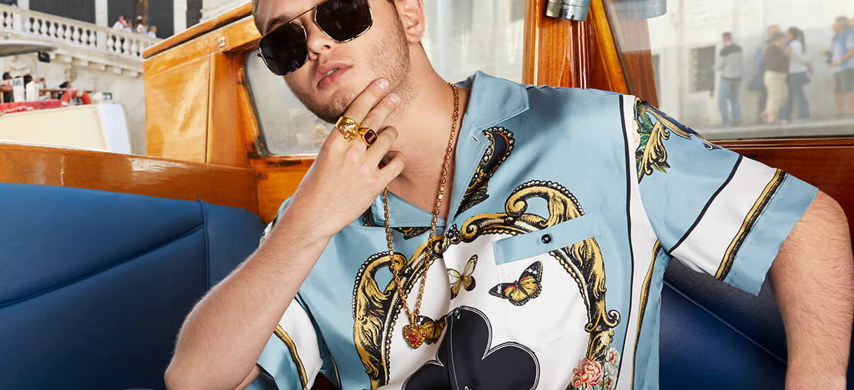 3 fina solglasögon från Dolce & Gabbanas vårkollektion