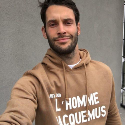 Jacquemus lanserar herrkläder