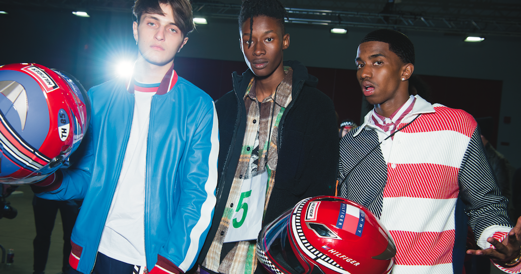 TOMMYNOW Spring 2018 Runway Show