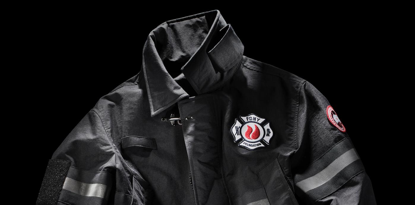 Canada Goose x FDNY – The Bravest Coat