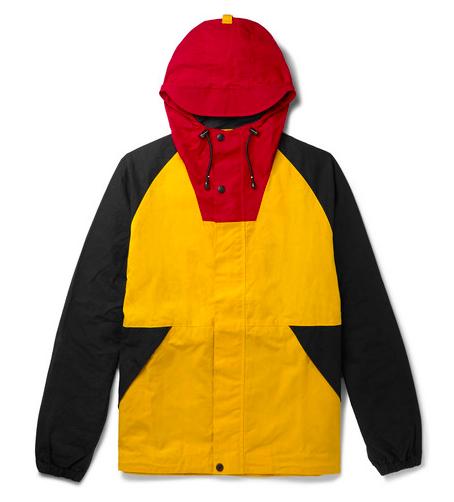 Påskpresenter - Albam Hillwalker Colour-Block Cotton-Canvas Jacket