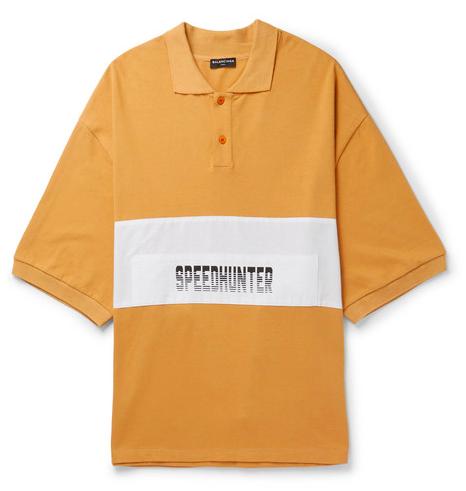 Påskpresenter - Balenciaga speedhunter polo shirt