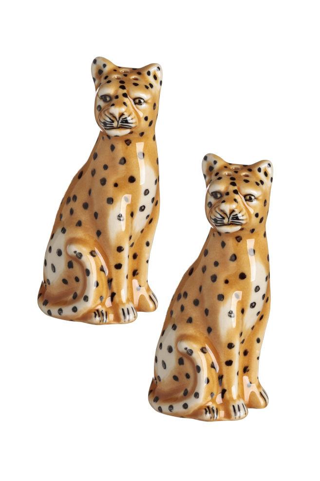 Påskpresenter - H&M Home Salt- och pepparkar Gepard