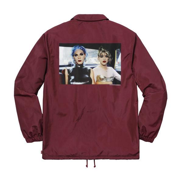 Supreme x Nan Goldin Jacket