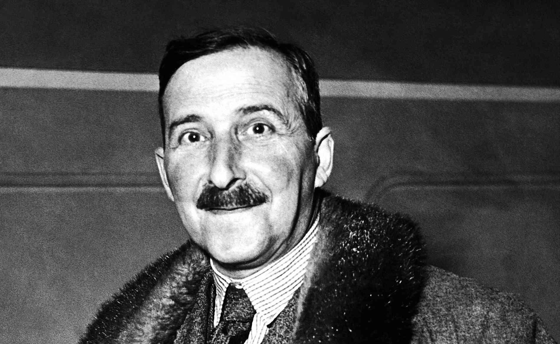 7. Stefan Zweig