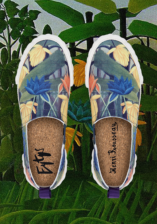 Eytys Summer Cruise Collection 2018 2 Eytys Viper S-O Rousseau unisex sneaker 2