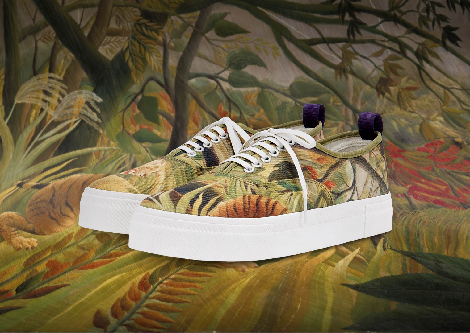 Eytys Summer Cruise Collection Eytys Mother Rousseau unisex sneaker