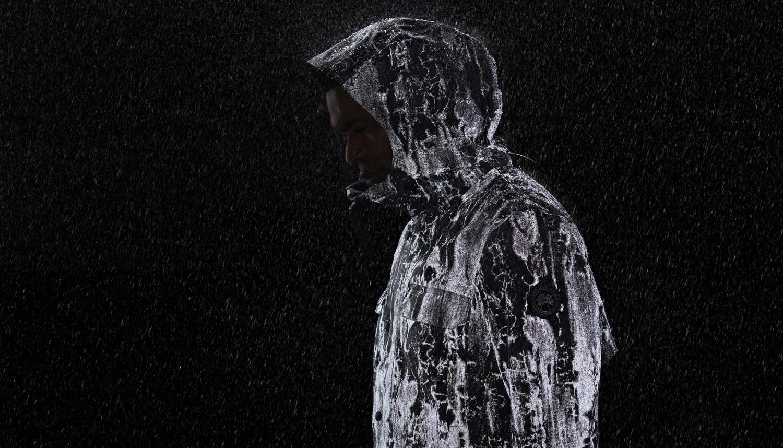 Reflekterande regnjackor från Canada Goose