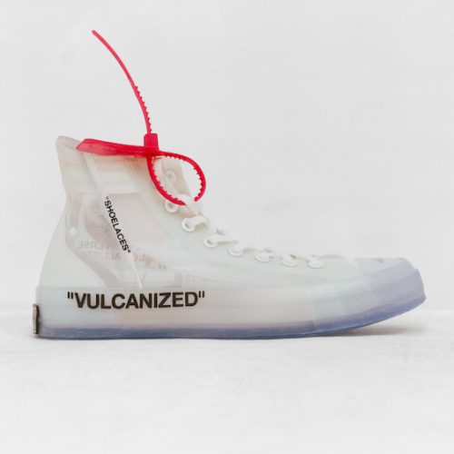 Converse x Virgil Abloh sneaker