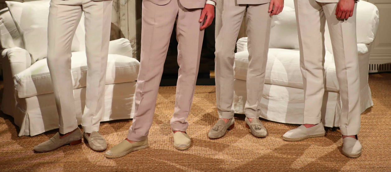 Espadriller är sommarens sko, här är sex favoriter