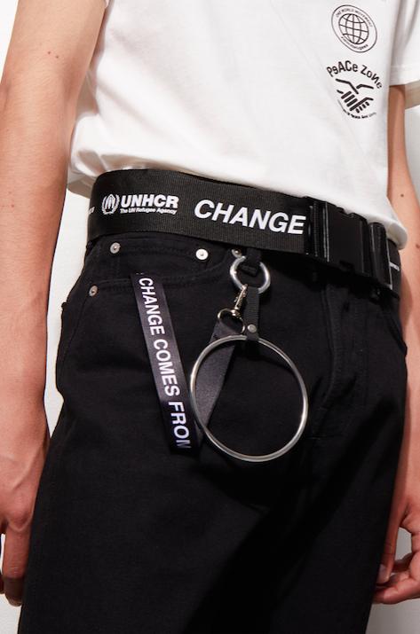 Weekday x UNHCR belt