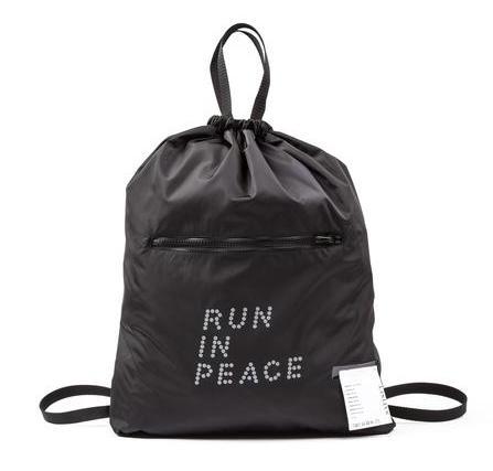 Satisfy Running Run in Peace gym bag