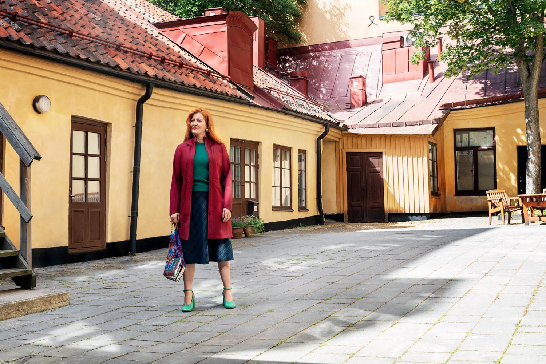 Uniqlo Stockholm Lotta Kühlhorn