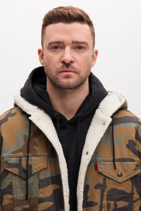 Levi's och Justin Timberlake crop