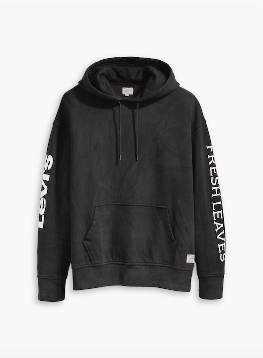 Levi's och Justin Timberlake svart hoodie