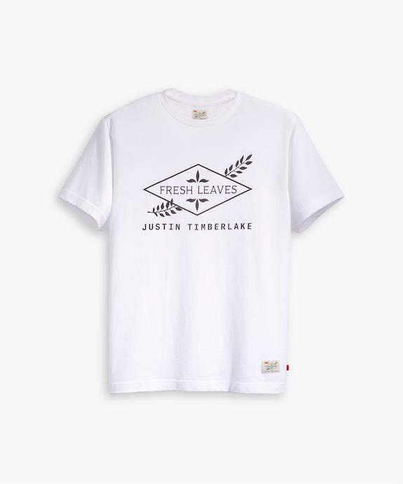 Levi's och Justin Timberlake t-shirt
