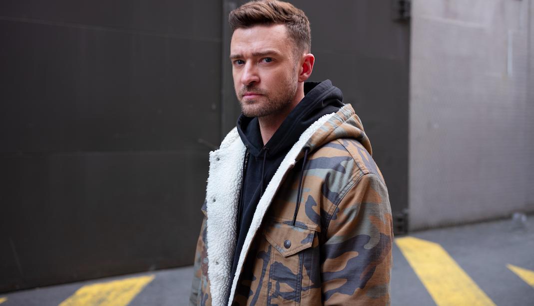 Levi's och Justin Timberlake