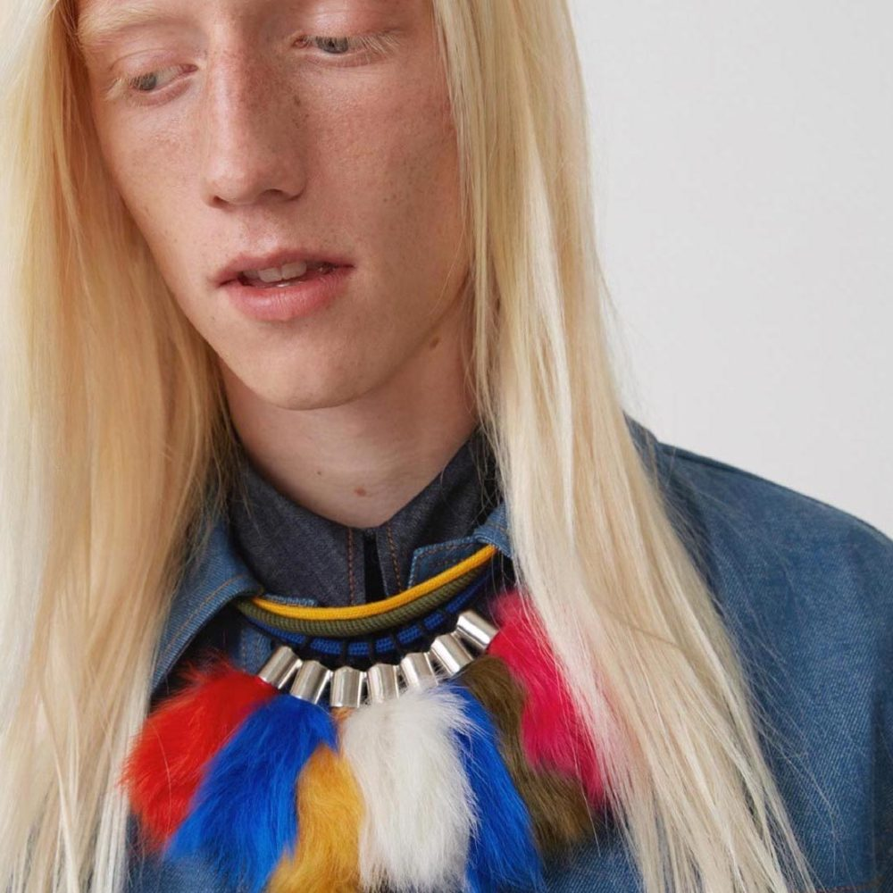 Acne Studios Johnny Winter Project