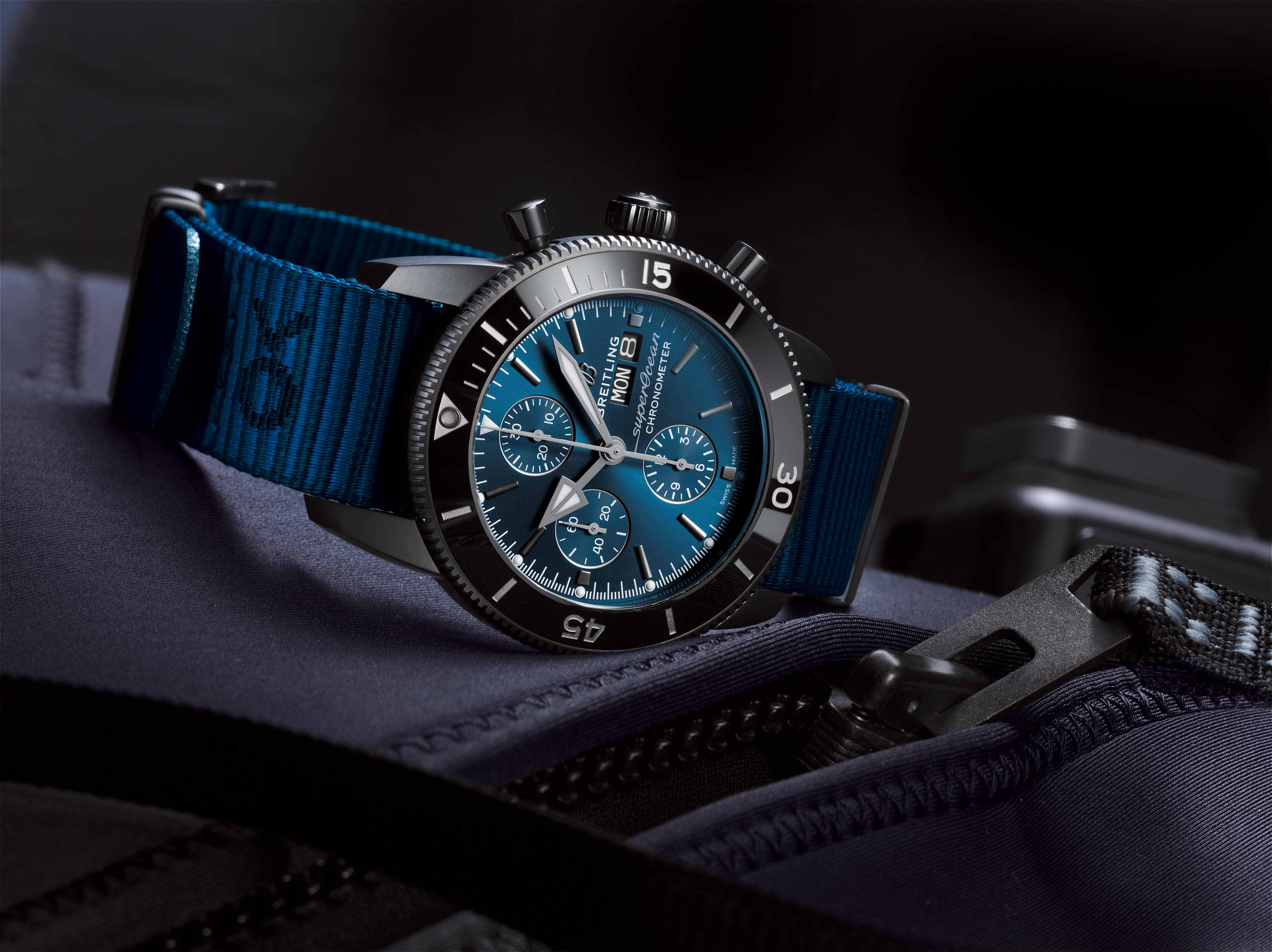 Breitling Superocean Héritage II Chronograph 44 Outerknown header