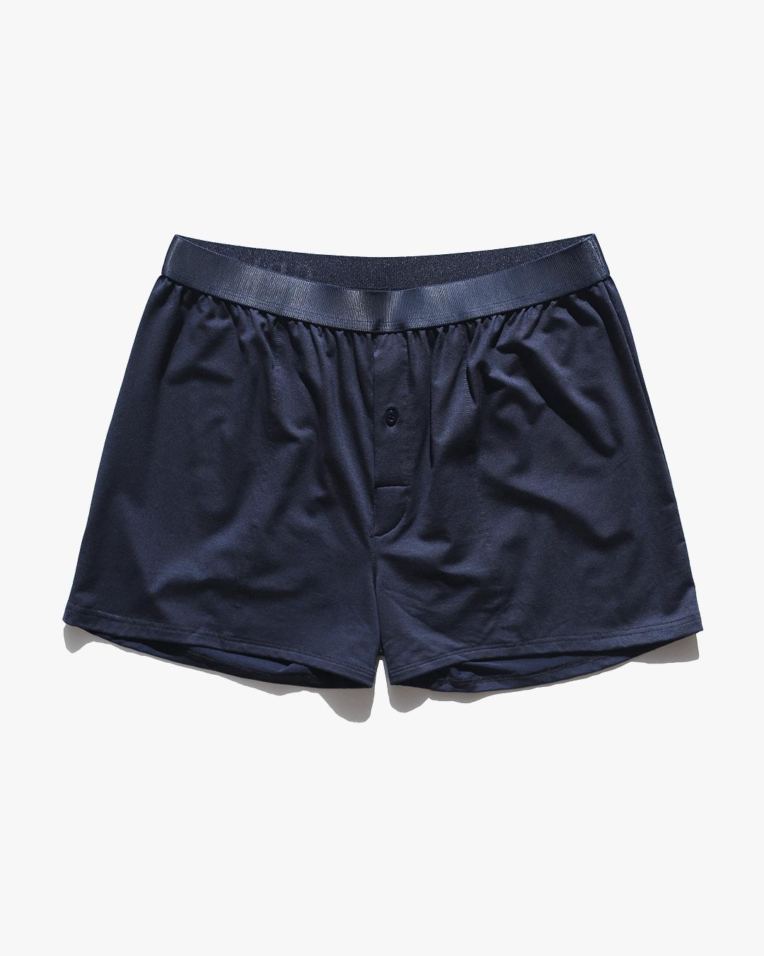 CDLP Boxer Shorts Navy Blue 1
