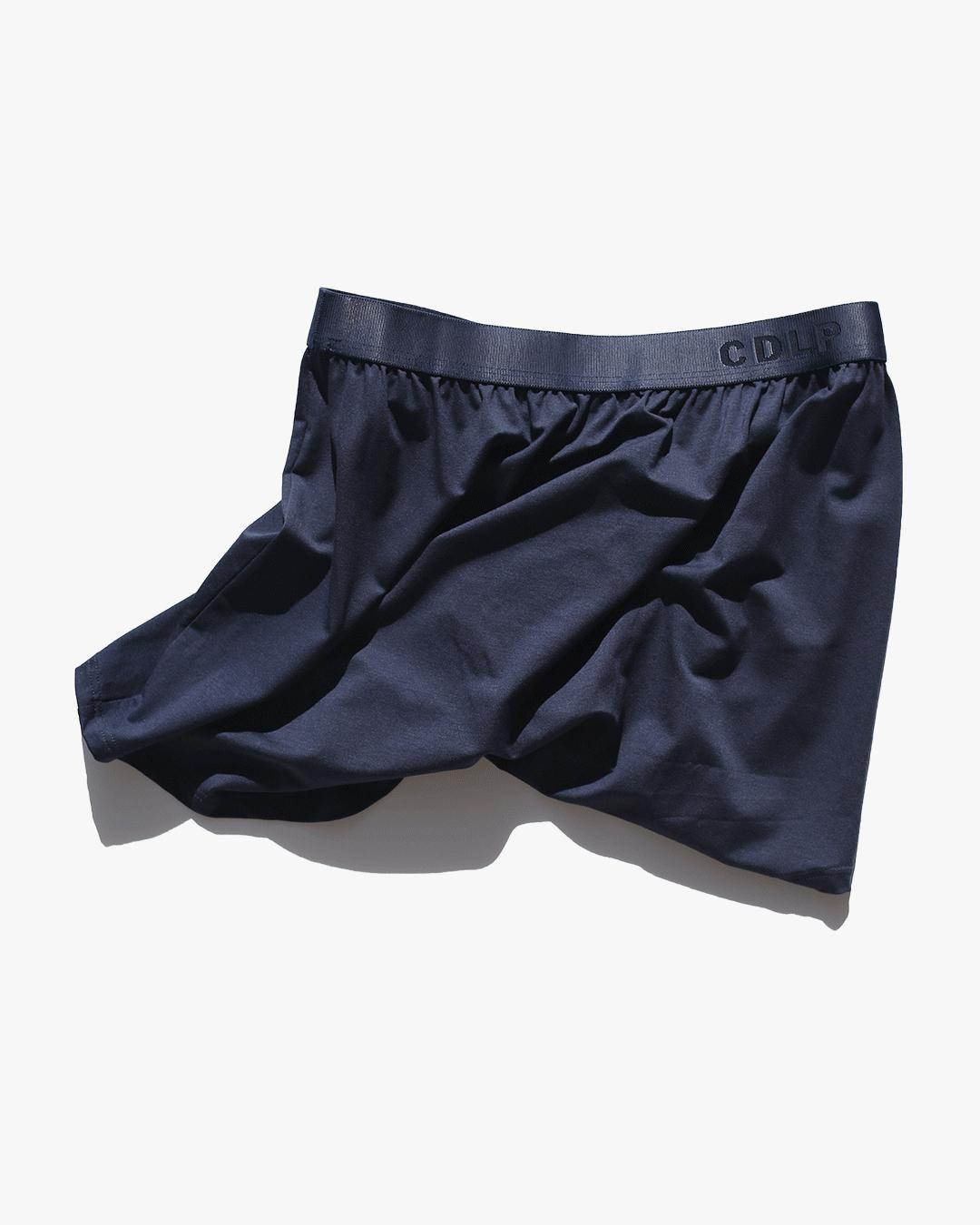 CDLP Boxer Shorts Navy Blue 3