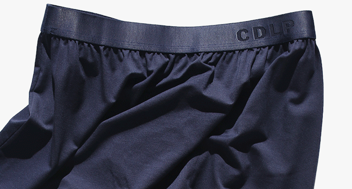 CDLP Boxer Shorts i Navy Blue
