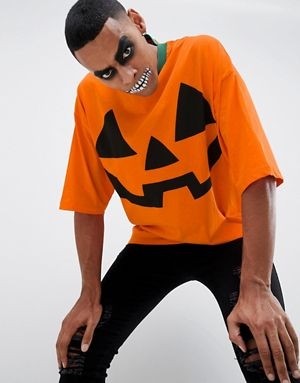 Halloween 2018 ASOS Pumpa t-shirt