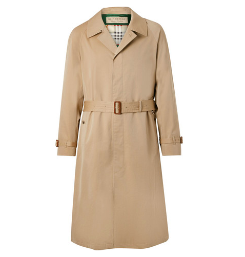 Halloween Bournbrook Cotton-Gabardine Trench Coat från Burberry