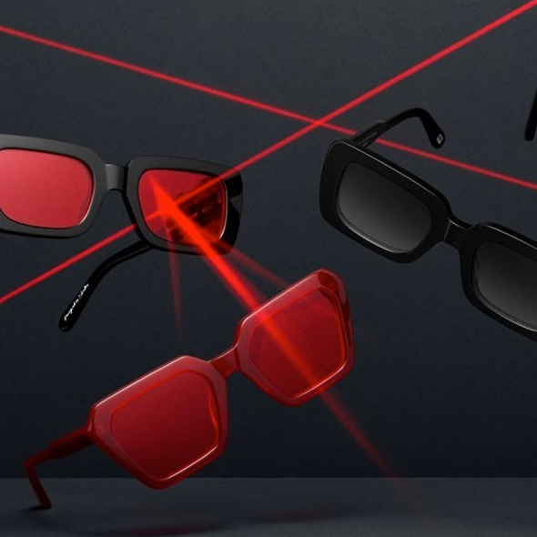 Chimi Laser Solglasögon