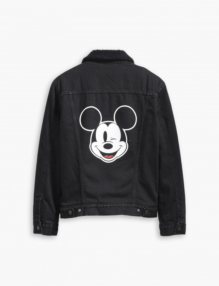 Levi's x Mickey Mouse Black