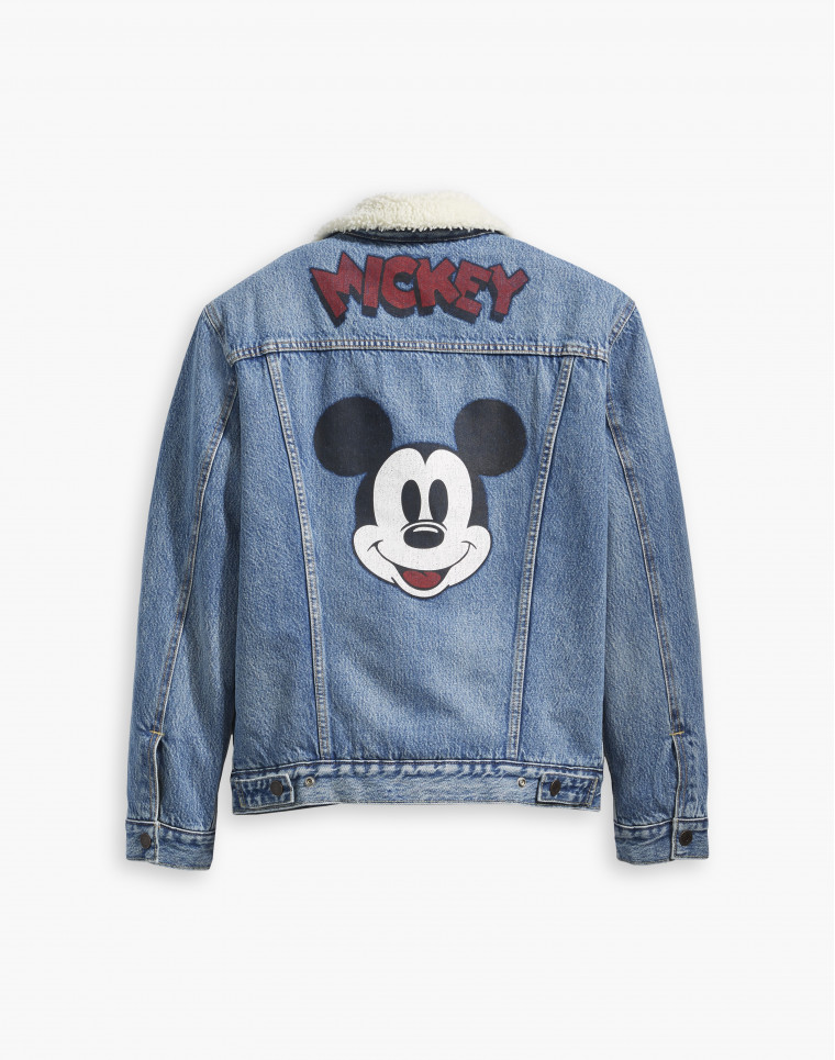 Levi's x Mickey Mouse Denim Jacket