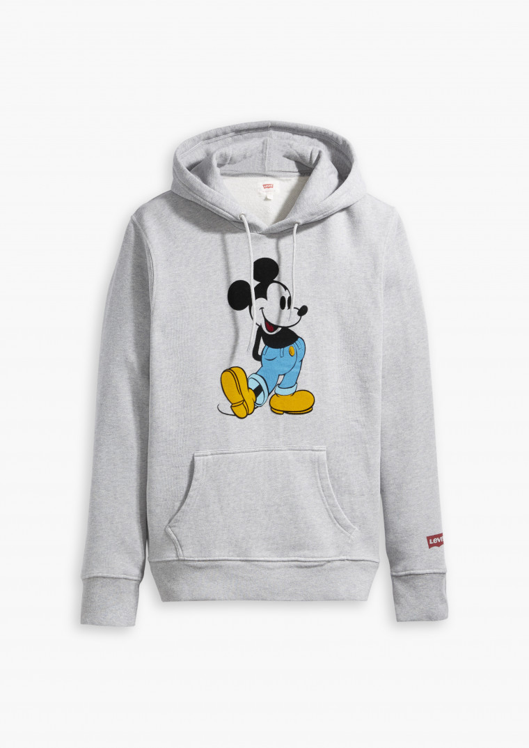 Levi's x Mickey Mouse Hoodie