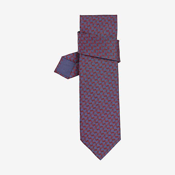 Snygga slipsar - Meta Etrier Tie from Hermès