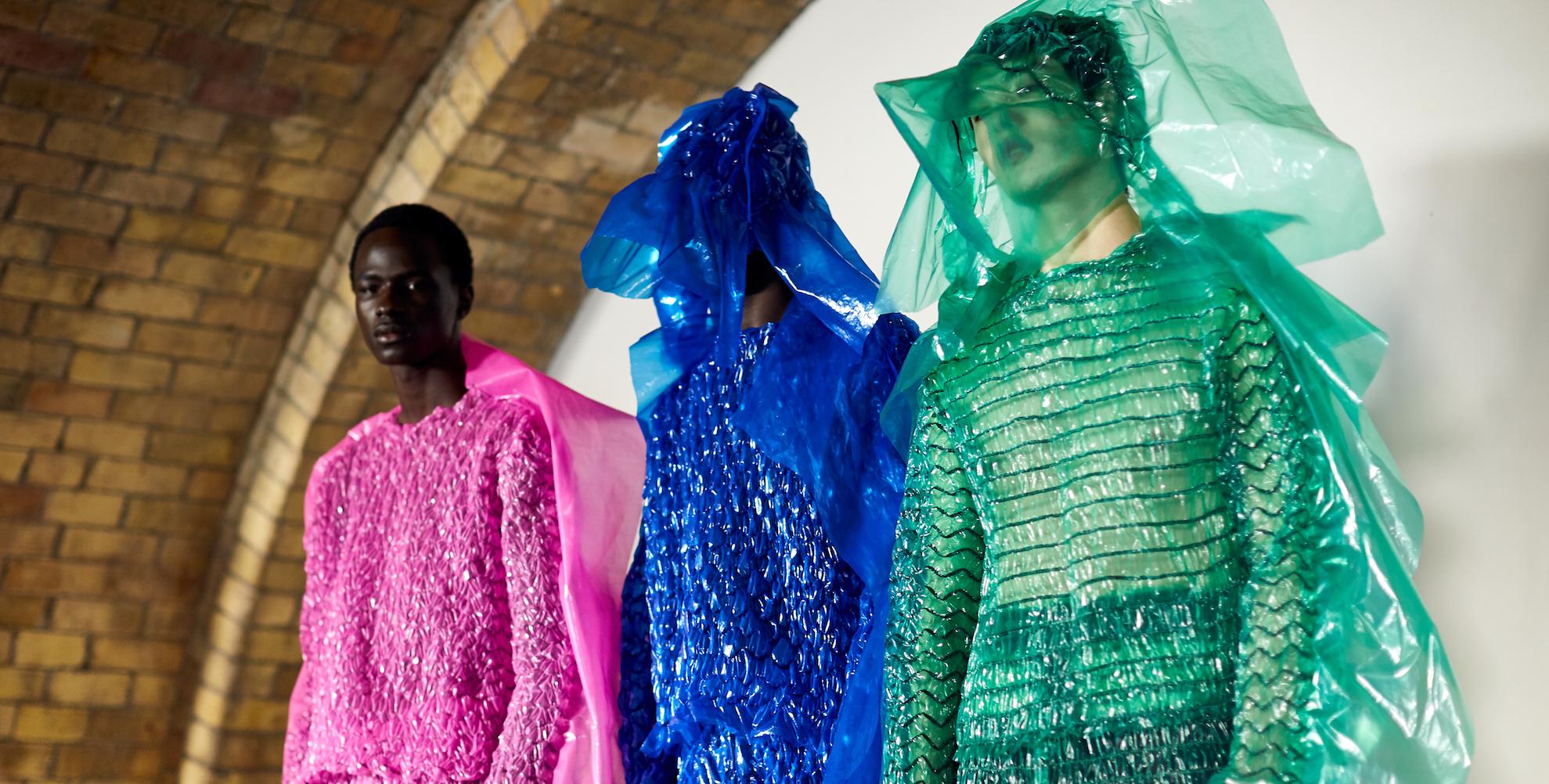 Craig Green AW19 på London Fashion Week Men's
