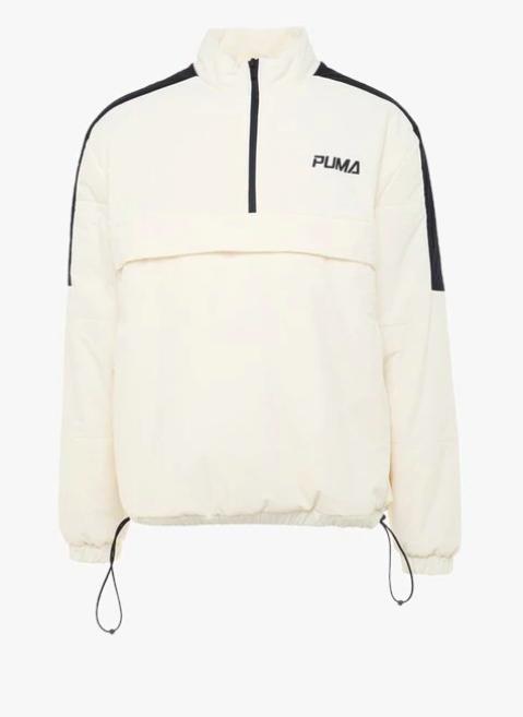 Träningskläder Zalando - PUMA x Zalando padded half zip träningsjacka