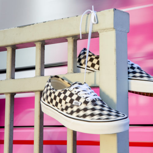 Vans Blur Check Pack - sneakers