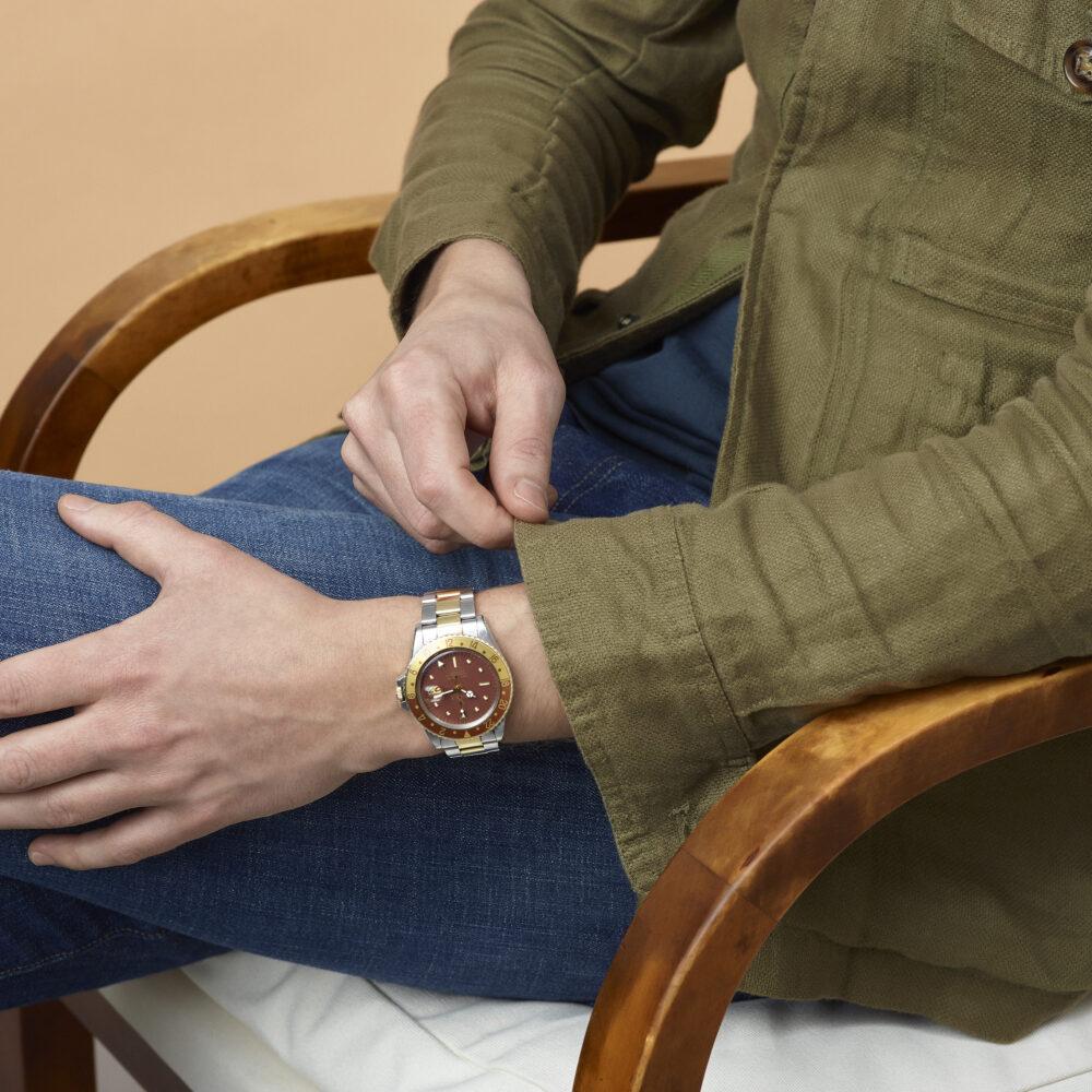 Bukowskis Important Timepieces Carl Palmgren