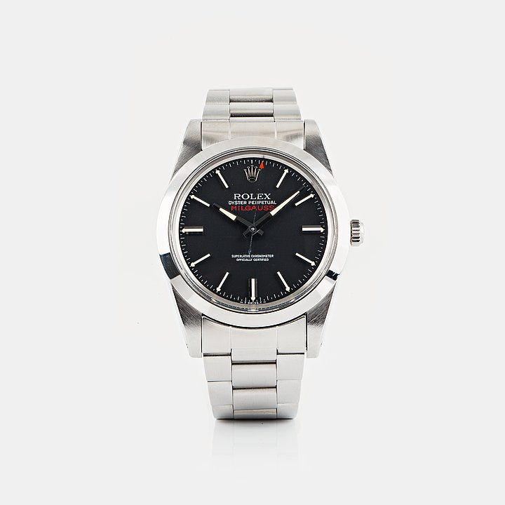 Bukowskis Important Timepieces Rolex Milgauss