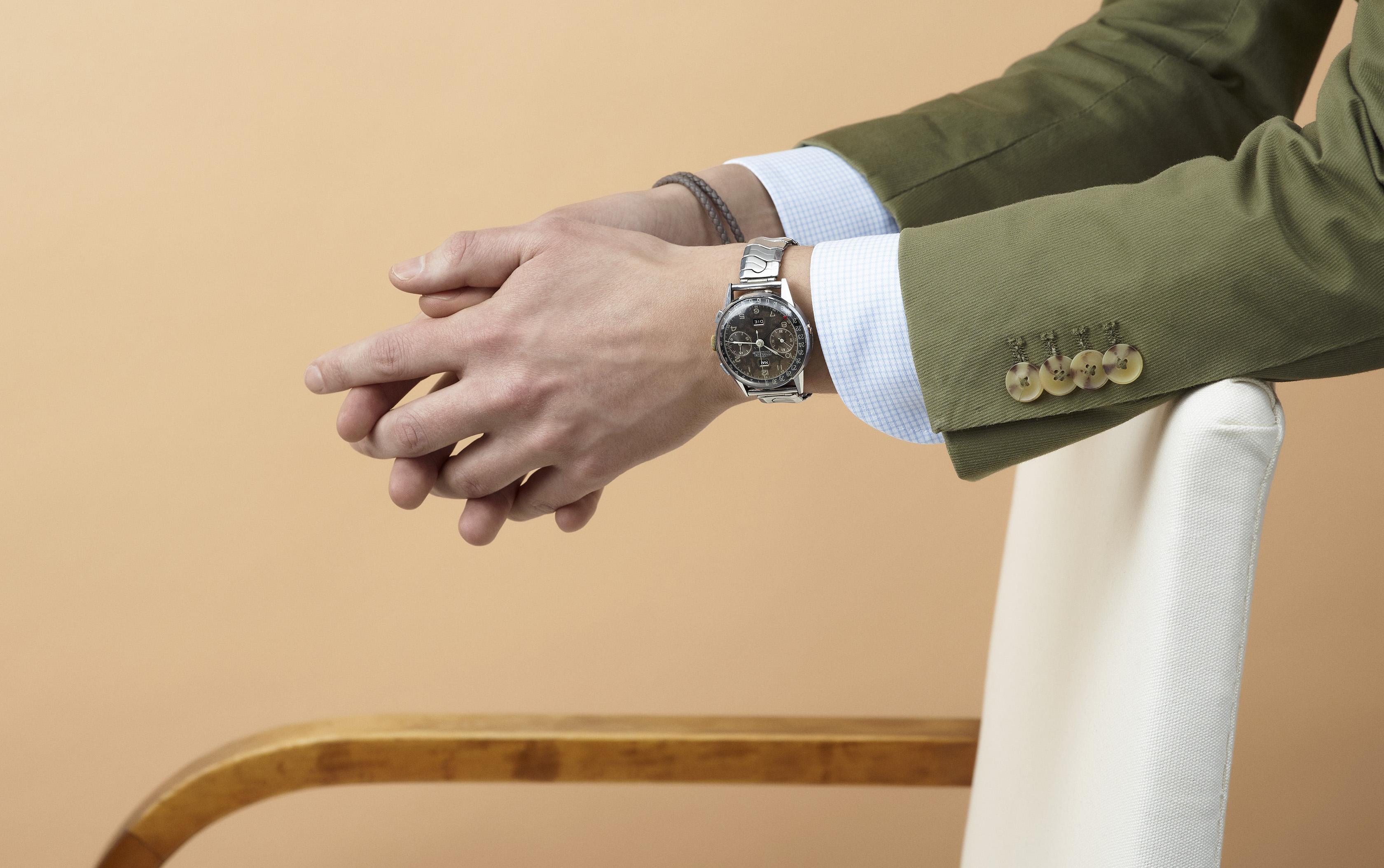 Carl Palmegren väljer sina favoriter från Bukowskis Important Timepieces